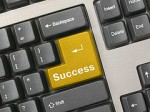 """Keyboard - Golden Key Success"" by csitscenter"